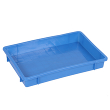 Plastic Crates for Supermarket Shelf 12L