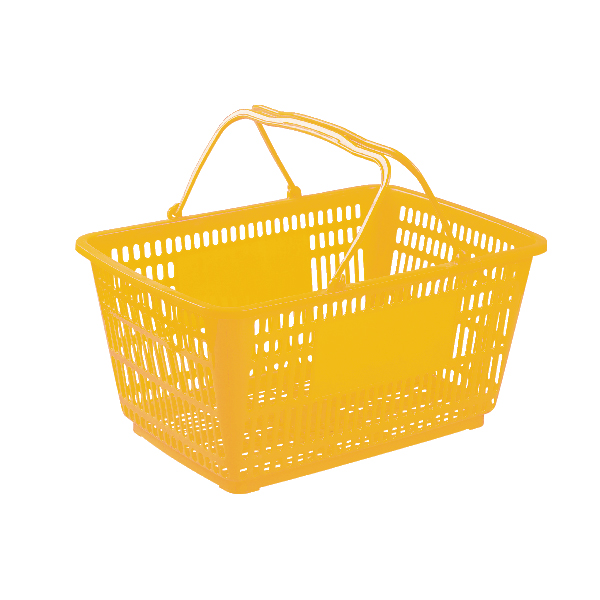 32L Double Handle Shopping Basket B-16B