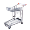 Supermarket Warehouse Platform Cart
