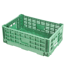 HDPE Plastic Foldable Collapsible Crate 6422