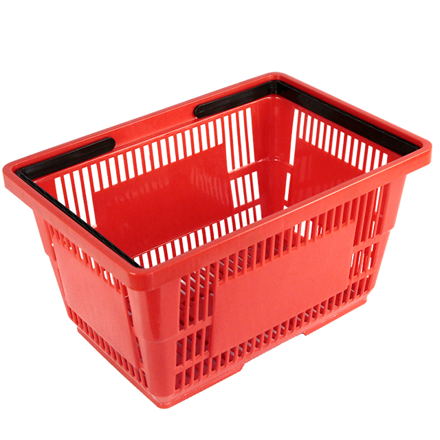 28L Hand Shopping Basket