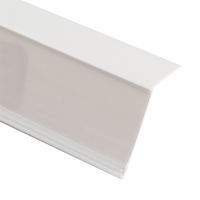 Adhesive Price Label Holder Strip