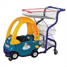 Children's Shopping Cart K-4