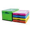 Colorful Foldable Collapsible Plastic Crate