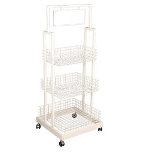 3 Layer Display Rack