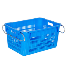 Plastic Supermarket Crates for Fruit And Vegetable