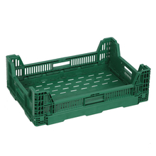 Plastic Foldable Crates For Grape Transport