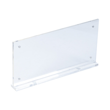 Magnetic Acrylic Sign Holders