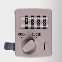 Combination Lock for Locker