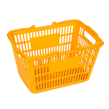 2019 New Plastic Shopping Basket for Convenience Store