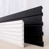 PVC Slatwall Display System