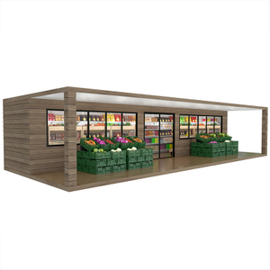 Shipping Container Supermarket Equipment