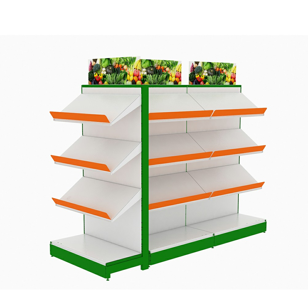Supermarket Shelf for Fruit And Vegetable