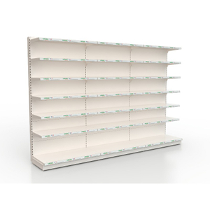 Standard Single Side Supermarket Shelf